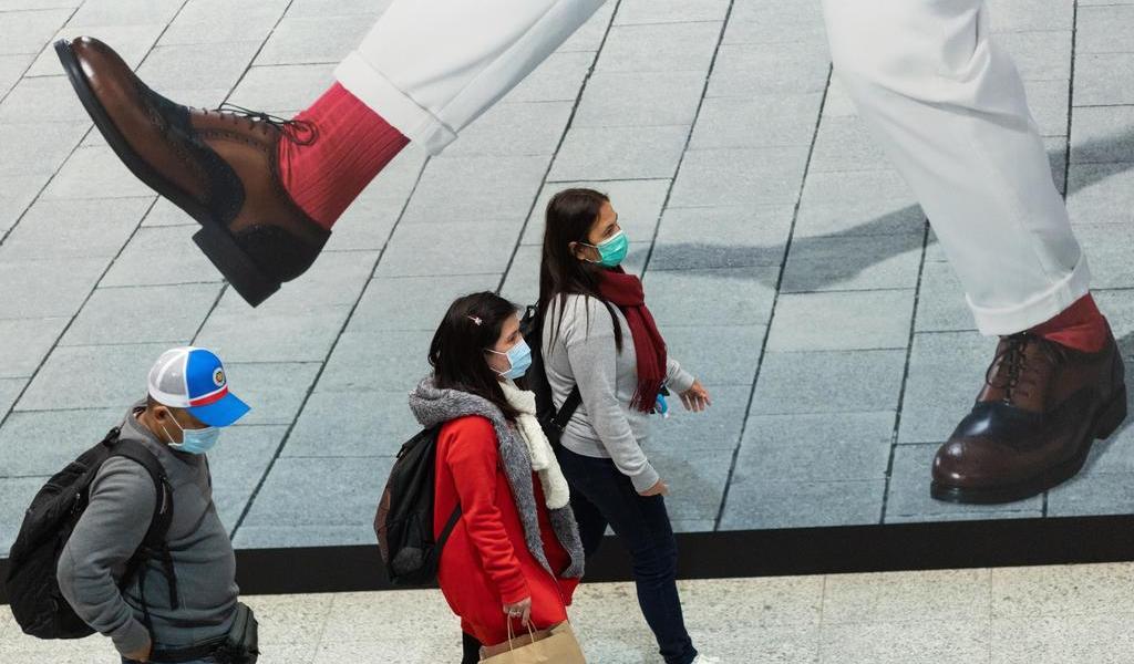 Los Ángeles confirma otro caso de coronavirus en EUA