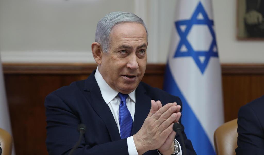 Fiscalía General presenta acusación formal contra Netanyahu