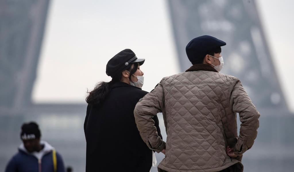 Confirma Francia un cuarto caso de contagio del coronavirus de Wuhan