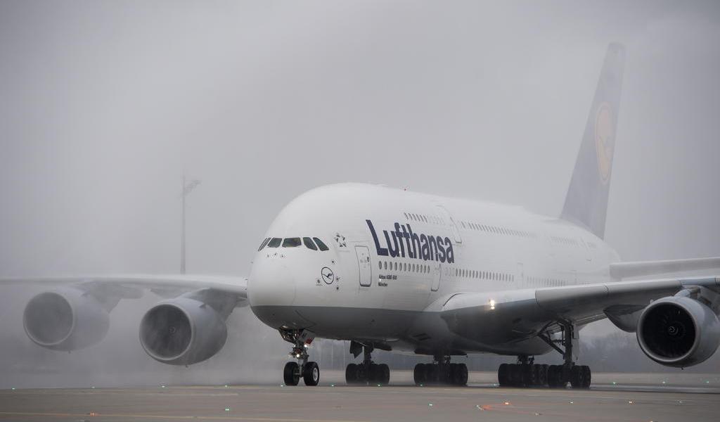 Cancela Lufthansa todos sus vuelos a China hasta el 9 de febrero por coronavirus
