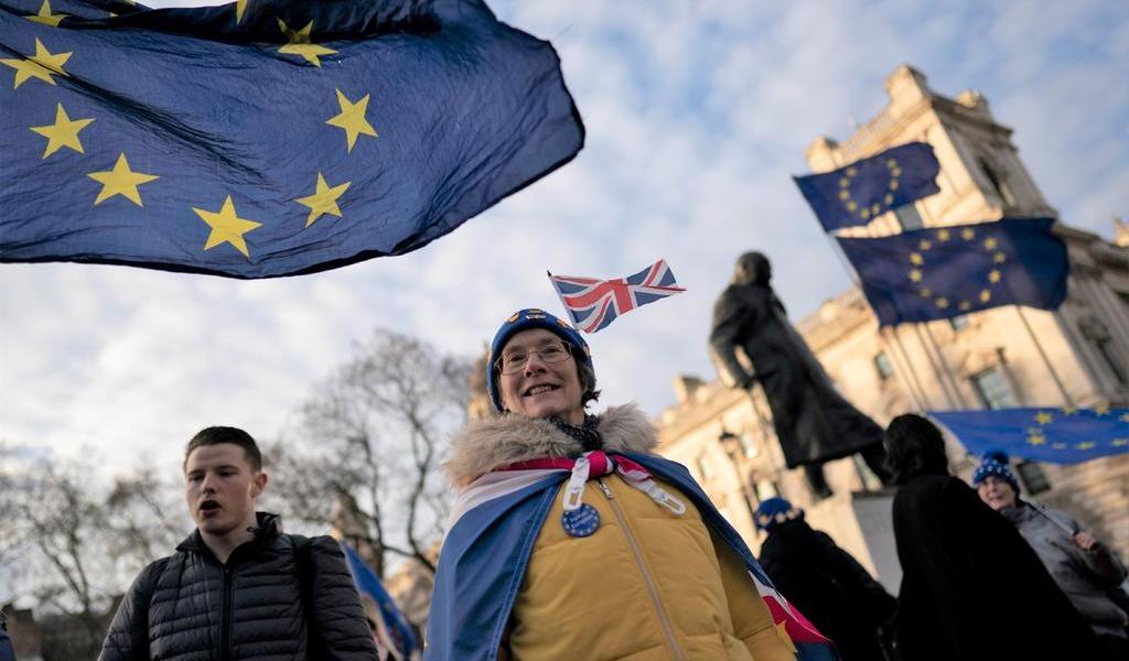 Reino Unido y UE notifican a México sobre el Brexit