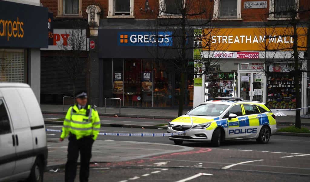 Incidente 'terrorista' deja varios acuchillados y un muerto en Londres