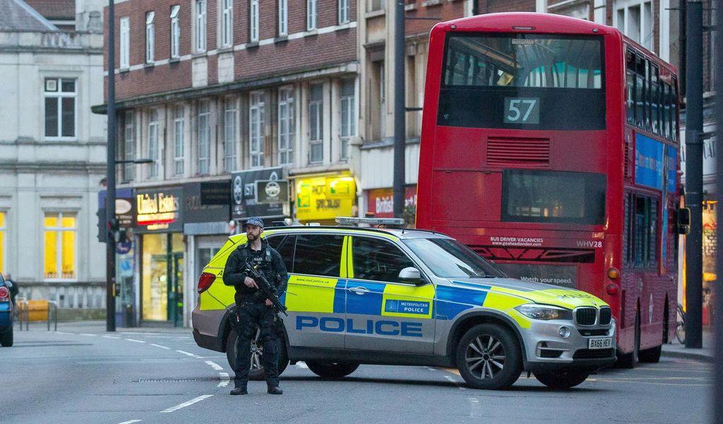'Incidente terrorista' deja tres lesionados