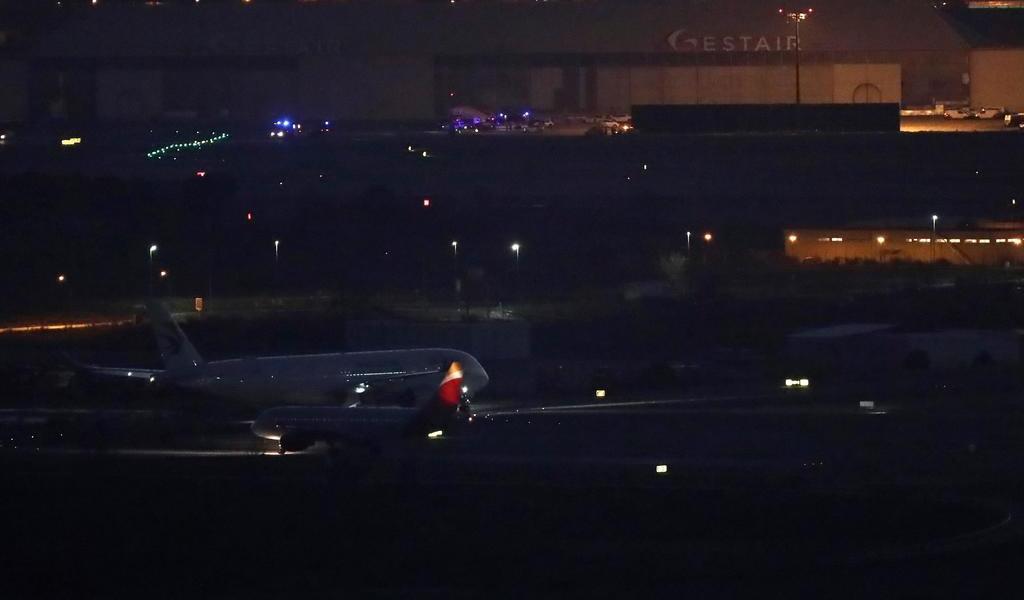 Aterriza de emergencia avión de Air Canada tras fallo técnico