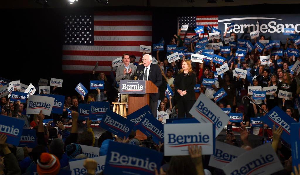 Caucus de Iowa, aún sin resultados; 'desastre total', considera Trump