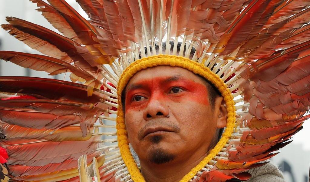 Para los indígenas, el cambio climático se vuelve mortal