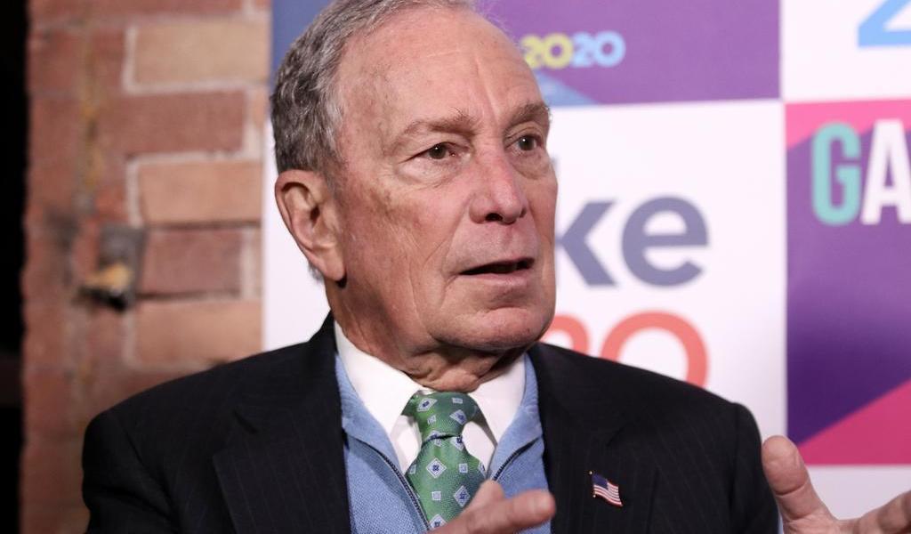 Doblará Michael Bloomberg su gasto en propaganda