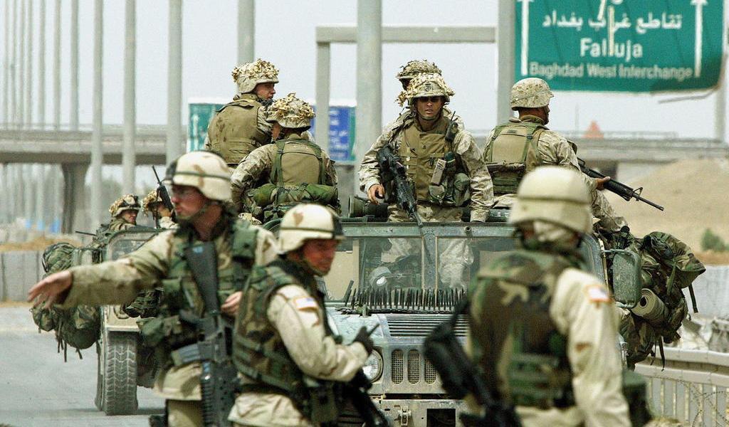 Por invitación de Irak, coalición internacional ha retomado operaciones