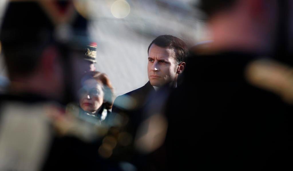 Reduce Francia arsenal nuclear