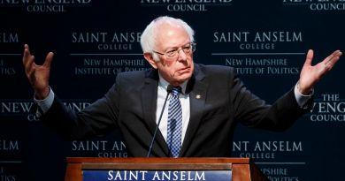 Sanders lidera sondeos de Nuevo Hampshire