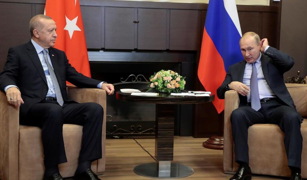 Calma en Idlib en vísperas de reunión ruso-turca