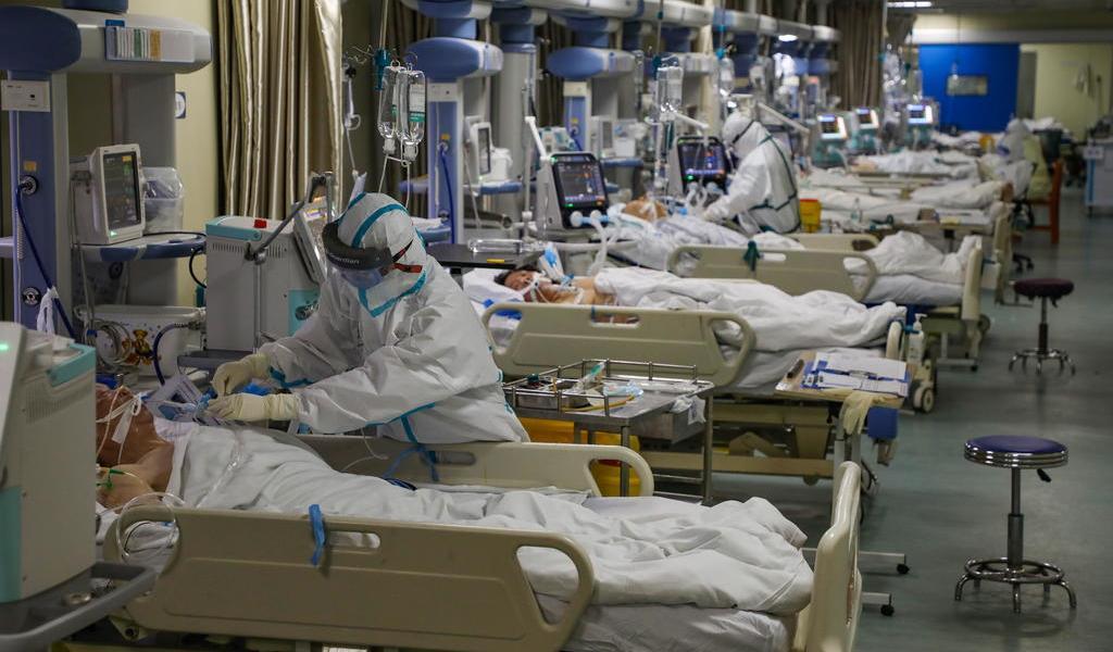 Coronavirus superó al SARS en muertes