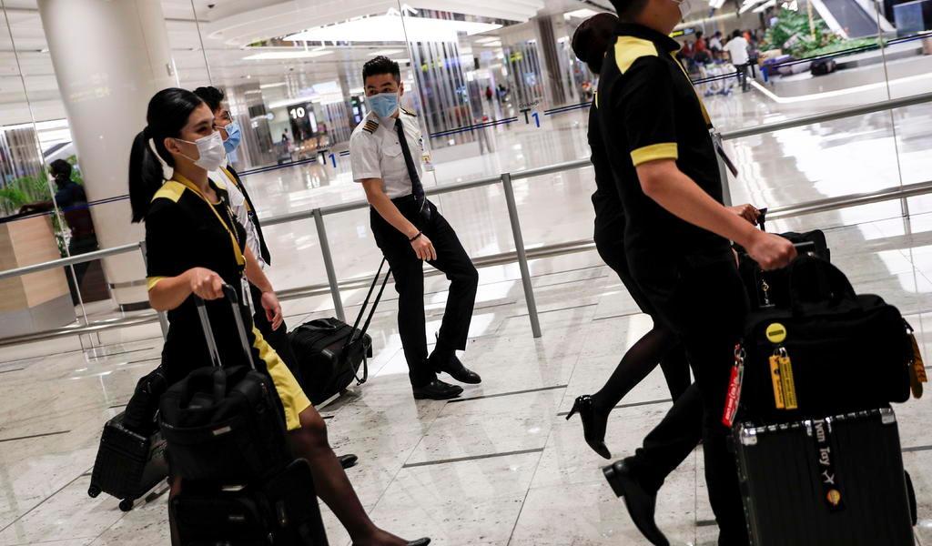 Llega a Canadá segundo avión con evacuados de China por el coronavirus