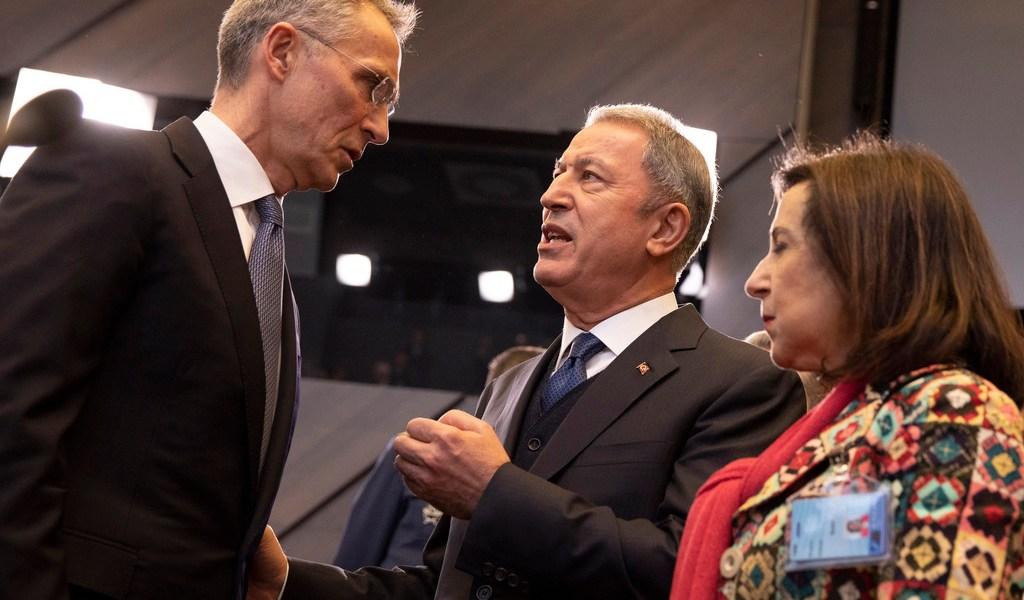 Reforzará la OTAN su misión en Irak