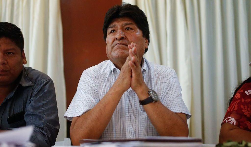 Exige Morales vigilar elecciones de mayo
