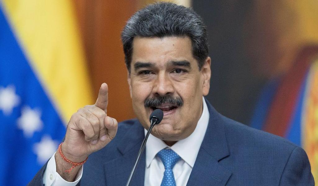 Maduro invita a Rusia, Argentina y México a respaldar el diálogo interno