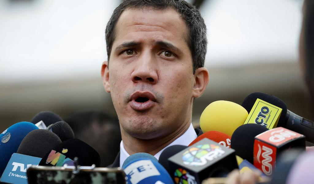 EUA exige la liberación del tío de Juan Guaidó