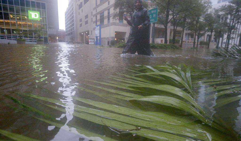 Subida del mar inundaría un millón de hogares en Florida en 2100