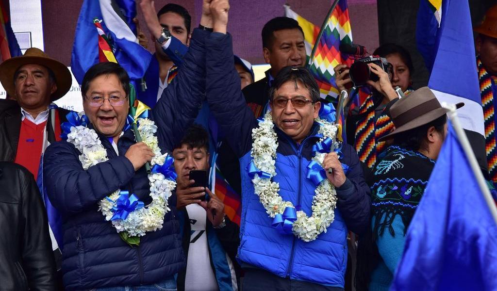 Sondeo da favorito al partido de Morales para las elecciones en Bolivia