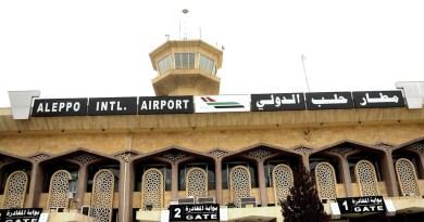 Preparan apertura de aeropuerto de Alepo