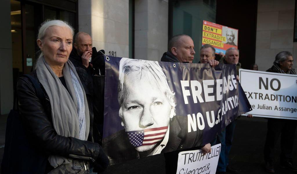 Caso Assange creará precedente para periodistas