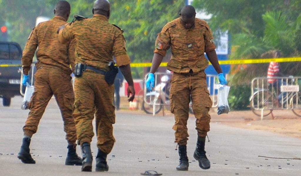 Ataque a mercado deja 6 muertos en Burkina Faso