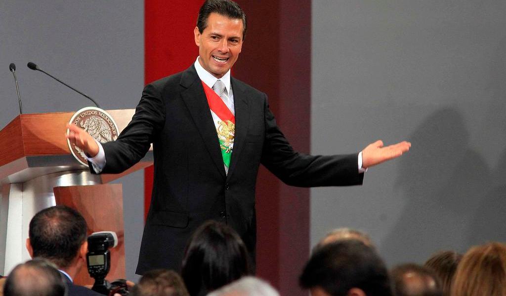 'Investigan a Enrique Peña Nieto por corrupción'