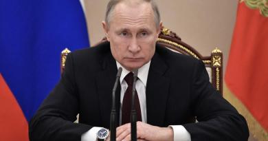 Tendrá inmunidad cuando deje el Kremlin