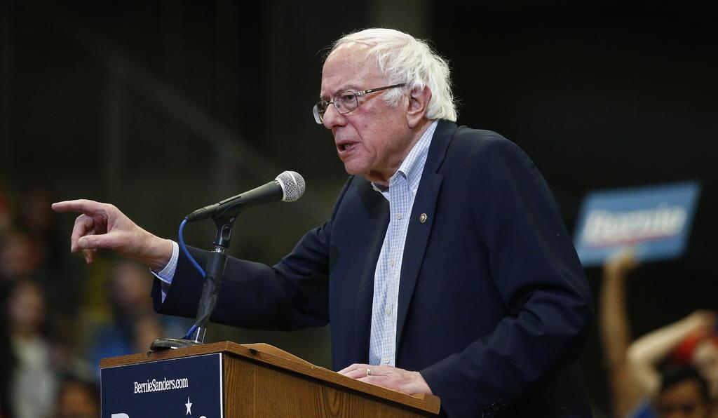 Sanders lidera holgadamente las encuestas en Nevada