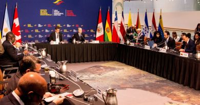 Exhortan G. Lima llevar estabilidad a Venezuela