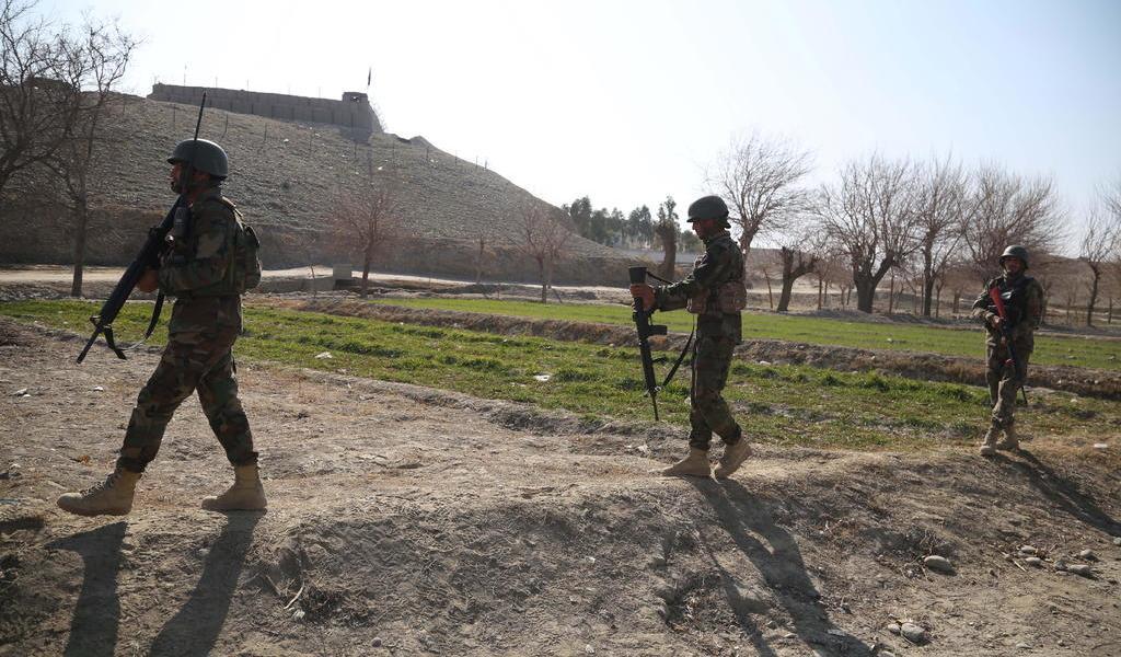 Talibanes anuncian acuerdo con EUA; se firmará a finales de febrero