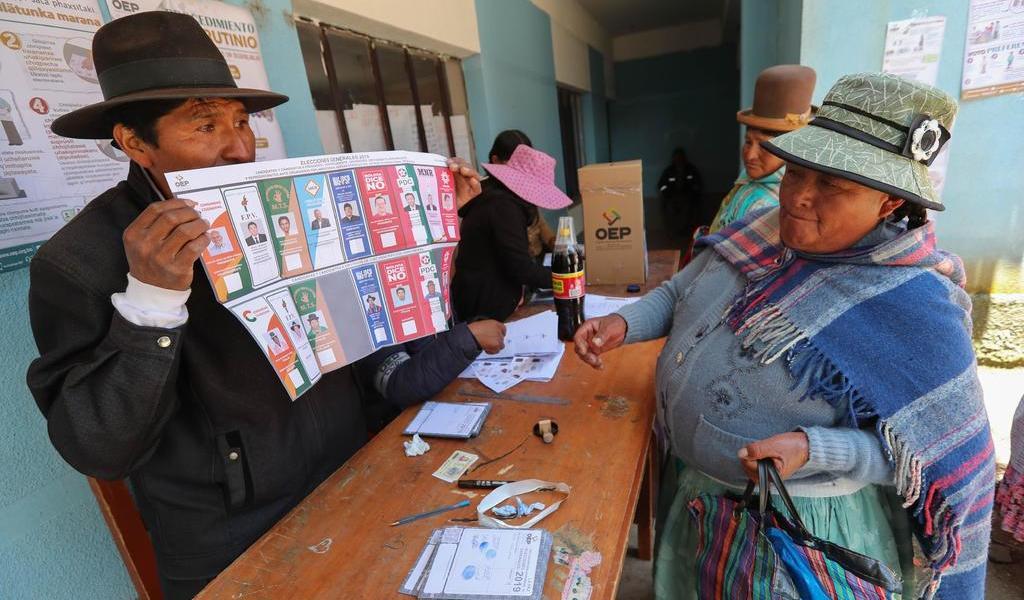 Envía la Unión Europea una misión de observación electoral a Bolivia