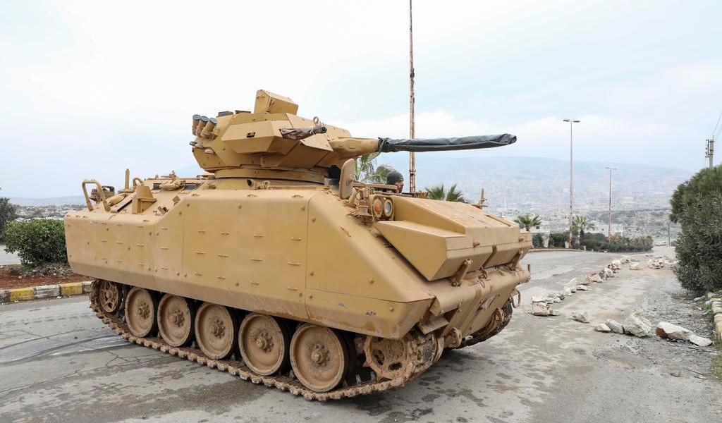 Urgen a Putin frenar ofensiva del régimen sirio