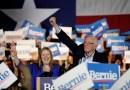 Sanders lidera caucus en Nevada