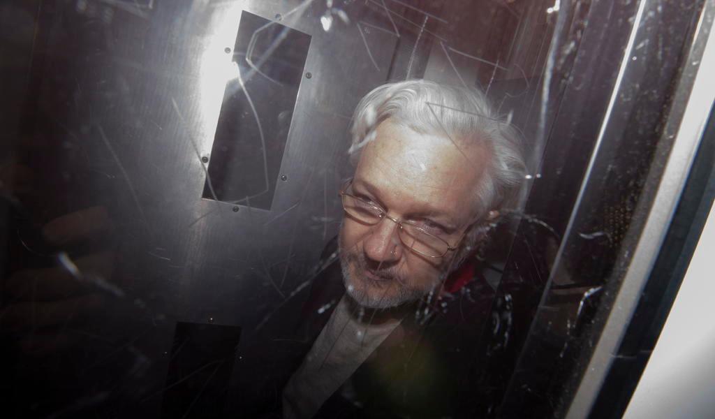 Assange y gobierno de EUA se enfrentarán en tribunal de Londres
