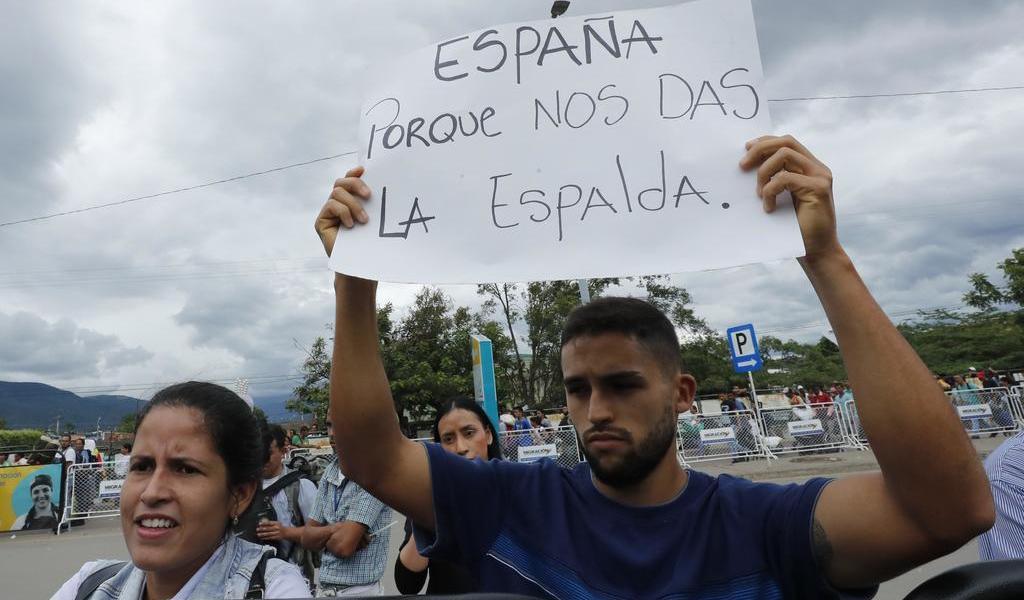 Latinoamericanos fijan asilo en España