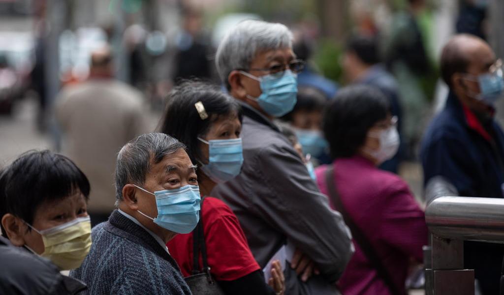 Pide OMS prepararse ante posible pandemia por el coronavirus