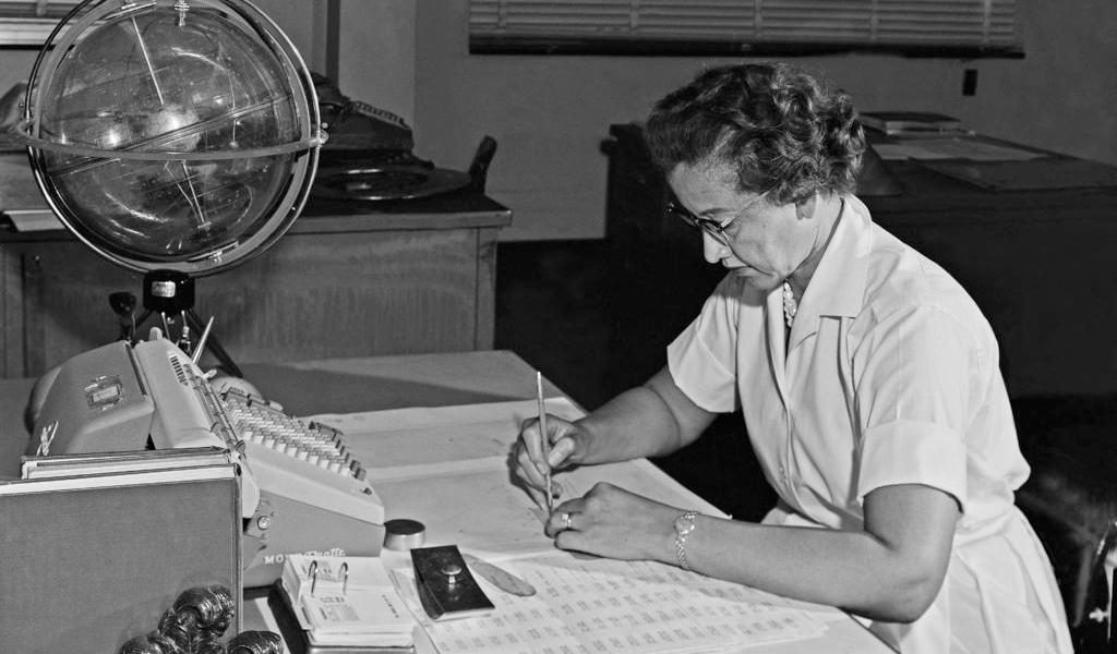 Fallece Katherine Johnson, pionera afroamericana de la NASA