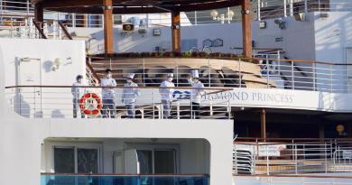 Confirman 53 casos de coronavirus en EUA; 36 de ellos del crucero Princess