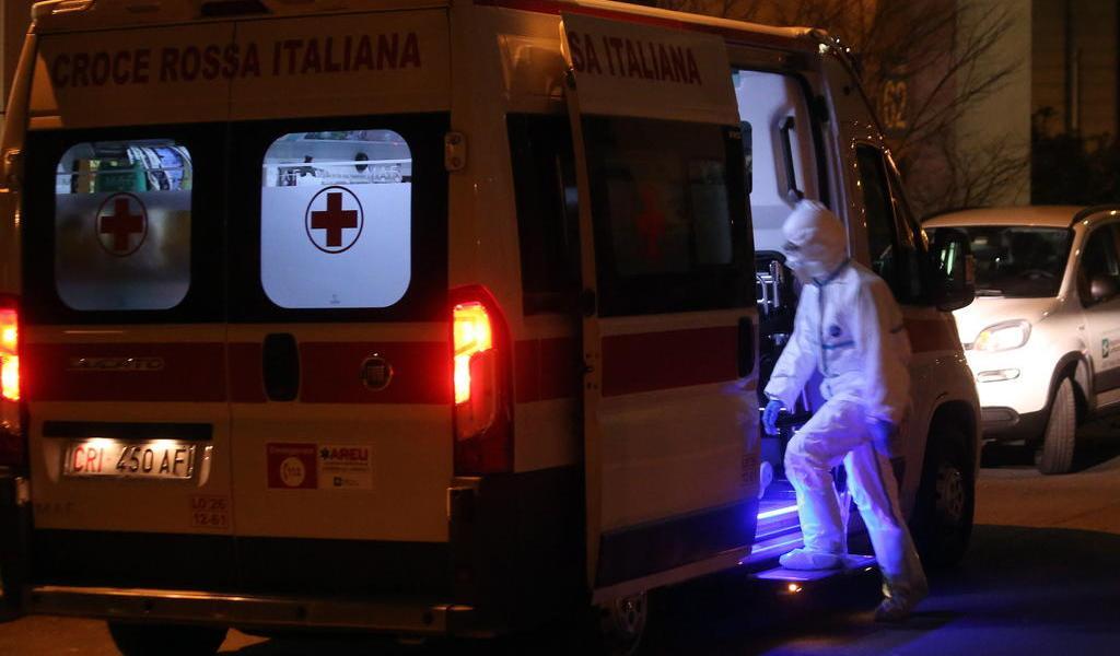 Se elevan a 10 los muertos por el coronavirus en Italia