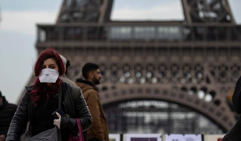Detectan dos nuevos casos de coronavirus en Francia; ya son un total de 14