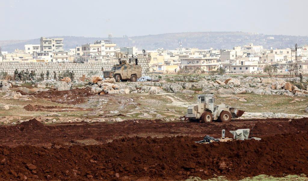 Ejército sirio avanza en área estratégica de Idlib
