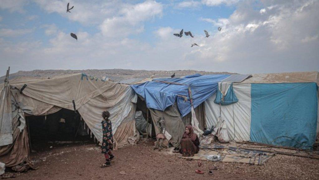 Siria bombardea sitios civiles