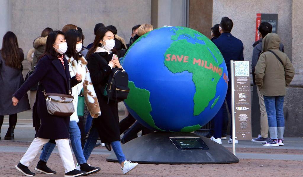 Eleva OMS a 'muy alto' el riesgo de expansión global del coronavirus
