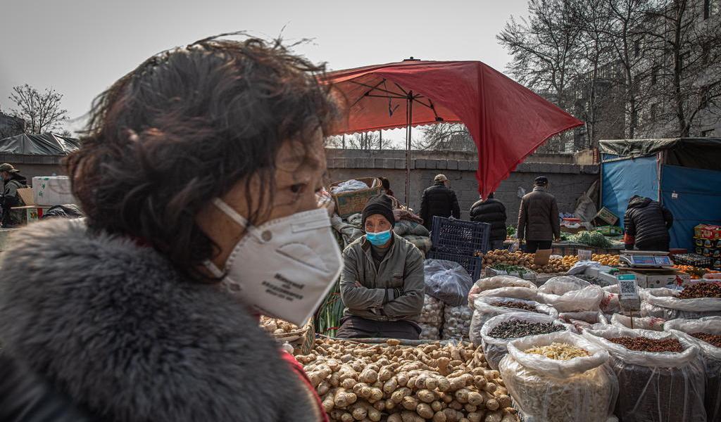 China suma 47 muertes por COVID-19 en una jornada con repunte de nuevos casos