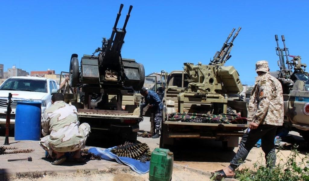 Acusan de volver a Libia 'lanzadera' de terroristas