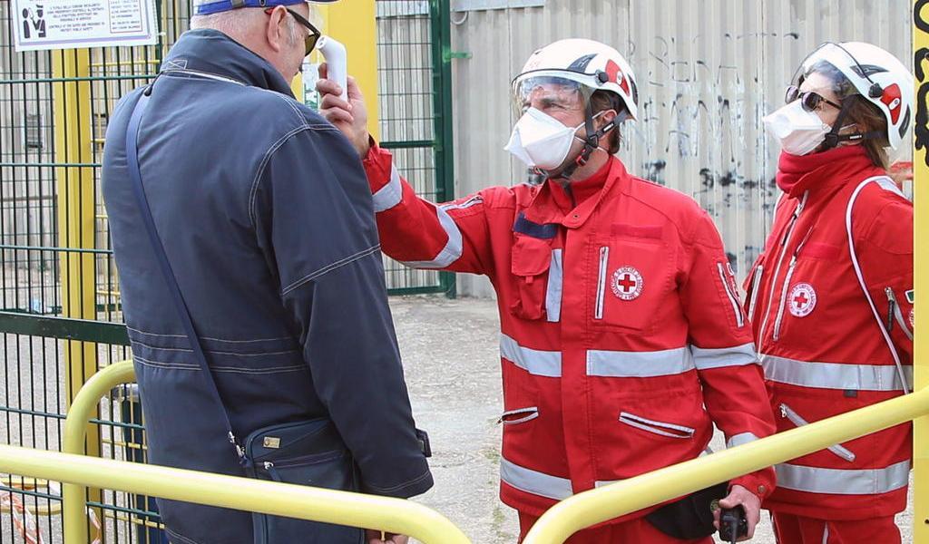Italia registra 34 fallecidos y 1,577 contagiados por coronavirus