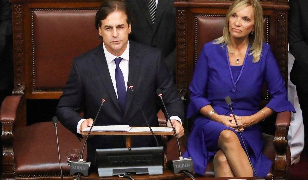 Lacalle Pou ya es presidente