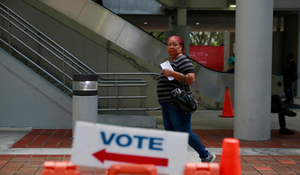 Comienza en Florida la votación anticipada de las primarias