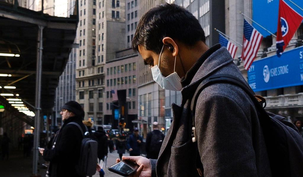 Confirma Nueva York su segundo caso de coronavirus
